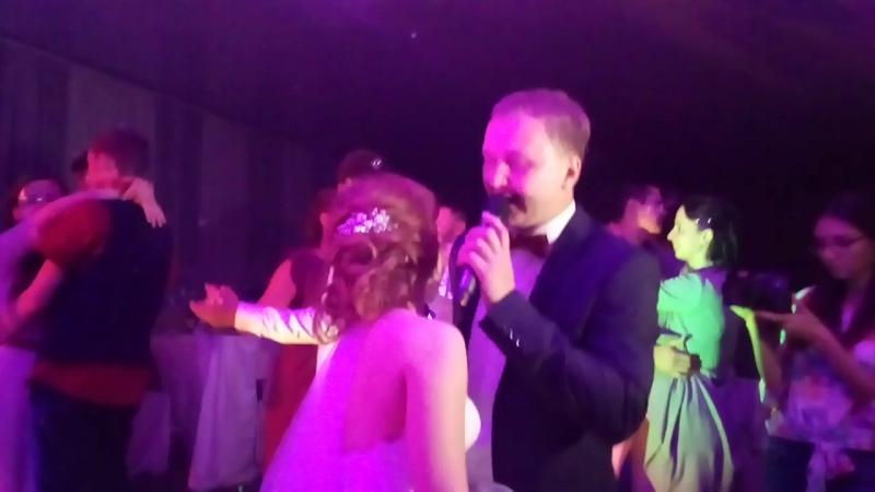 Свадьба Келины. Жених поет для своей Невесты! Ведущая (ведущий) на свадьбу Регина Магасумова!