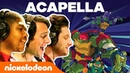 Rise of the TMNT A Cappella Theme Song 🎵 Nick