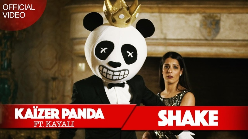 Kaïzer Panda SHAKE ft Kayali Official Video 👻 Kaizer panda