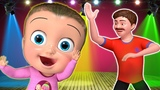 Baby Johny Johny Yes papa Dance Sing and Dance DO DO SONG - 3D animation Songs for Children