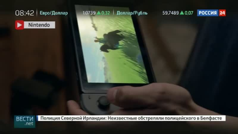 Вести.net. Причина самовозгорания Samsung и игровая консоль нового поколения от Nintendo
