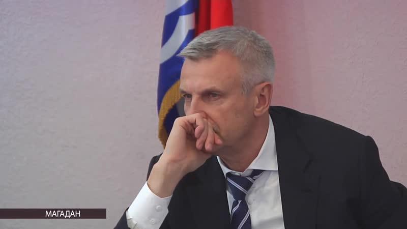Сергей Носов и активная молодежь определи приоритетные направления в молодежной политике Колымы