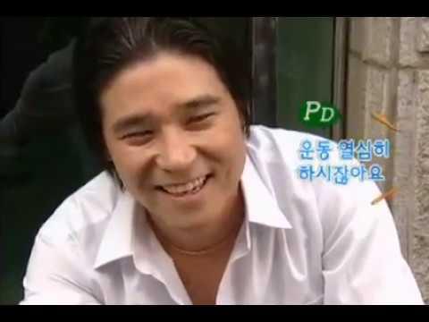 2003년 임창정 소주한잔 뮤직비디오 촬영 현장