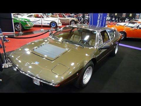 1976 - Lamborghini Urraco P300 - Exterior and Interior - Essen Motor Show 2015