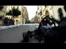 Kart crash and pit stop - Cefalù 2015
