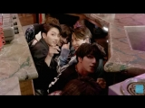 BTS устроили сюрприз для поклонниц на съемочной площадке
