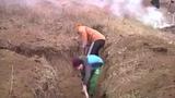 Под Мариуполем детей реабелитационного центраРеспублика Пилигрим заставили копать окопы
