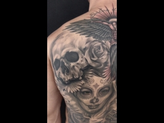 Jamal Tattoo