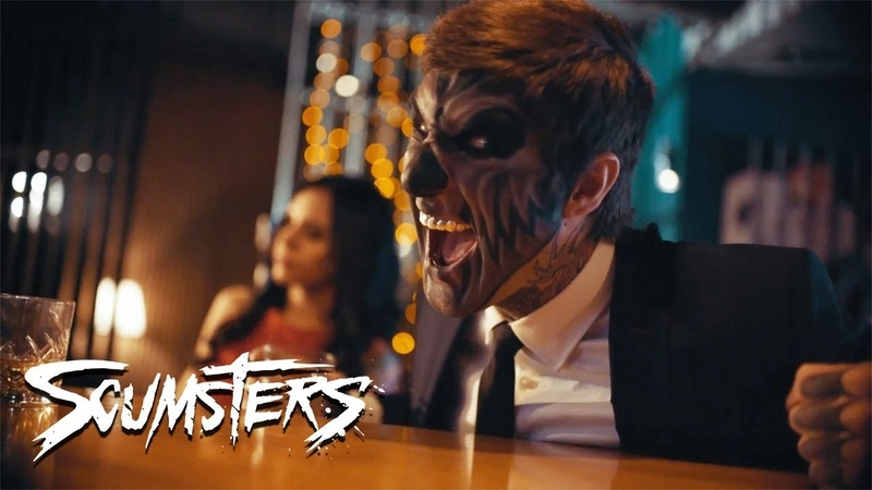 SCUMSTERS - FOLLOW ME (OFFICIAL MUSIC VIDEO)