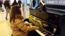 Myriam 2 mn d'arrêt avec Chopin en gare de Grenoble 1