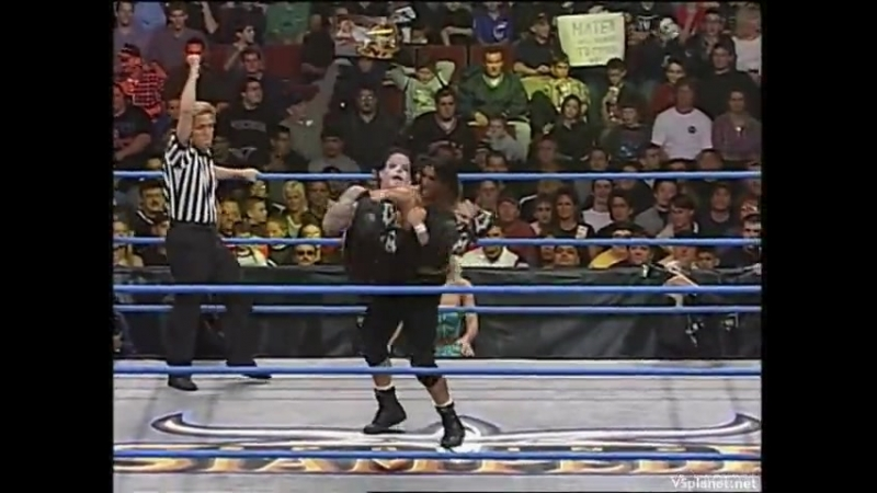 |WM| Вампиро против Билли Кидмана - WCW Spring Stampede 2000