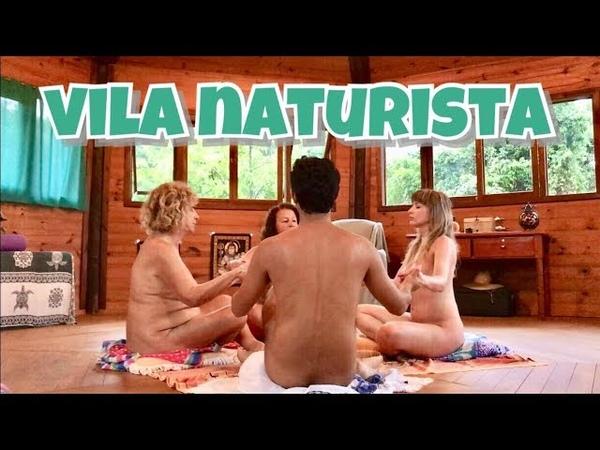 COLINA DO SOL, VILA NATURISTA - PARTE 01 - NATURIST VILLAGE IN BRAZIL