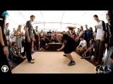 | Awesome Battle | 31.08.13 | Popping | Ninja vs Chelovek Gora |