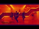 MOTF Cross gene - Touch it choreography