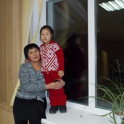 Дарима Митыпова, 6 июня 1971, Улан-Удэ, id201267727