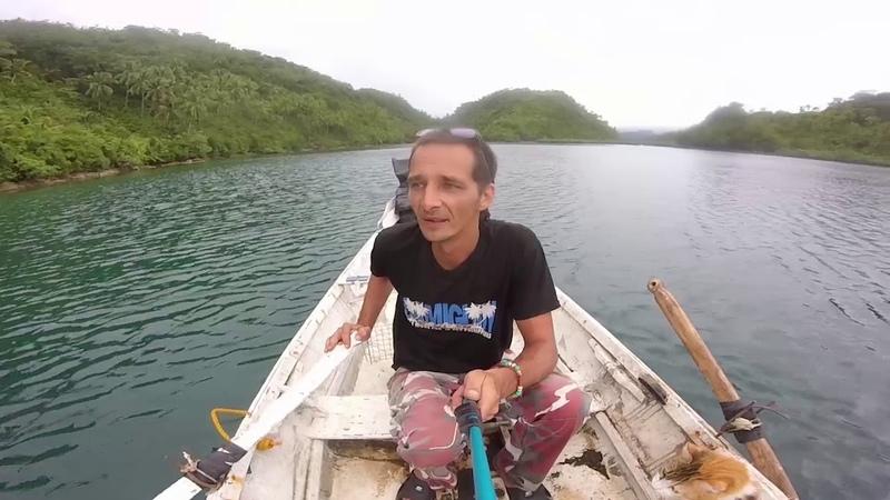 Филиппины экспедиция на необитаемые острова 2