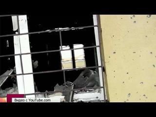 Жестокие игры с оружием - в Луганске бой мог оказаться многочасовой постановкой - Первый канал