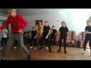 Танцы с вожатым Сборы 2018