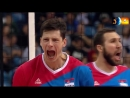 Best Middle Blocker-- Srećko Lisinac - world star of the Serbian volleyball -