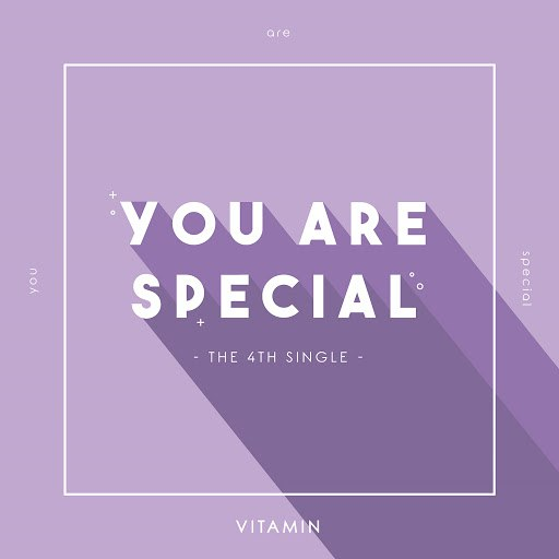 ViTAMiN альбом YOU ARE SPECIAL