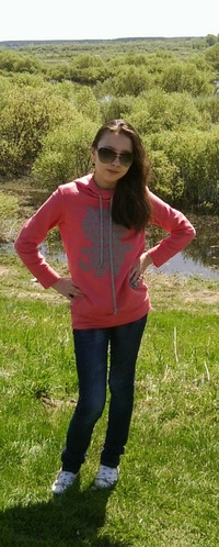 Кристина Нестерова, 7 июля 1999, Бобруйск, id194603496
