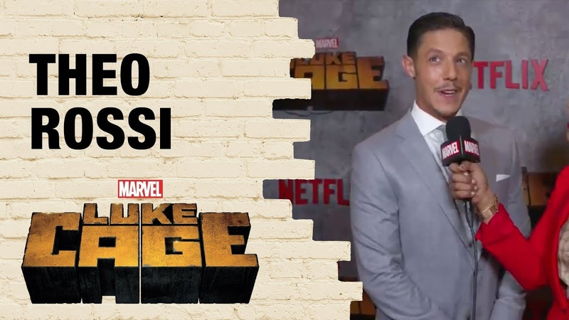 Theo Rossi introduces ShadyMariah and Reveals Shades' Past in Marvel's Luke Cage Season 2