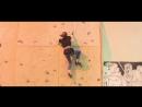 Открытые соревнования по скалолазанию в дисциплине скорость посвященные Дню Космонавтики