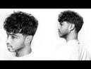 Curly Hair cut by Schorem