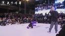 周雨奇Zhou Yuqi vs Grom Semi-Final Kids Battle Hustle Freeze Vol.13