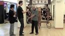 Wing Chun's forward intention