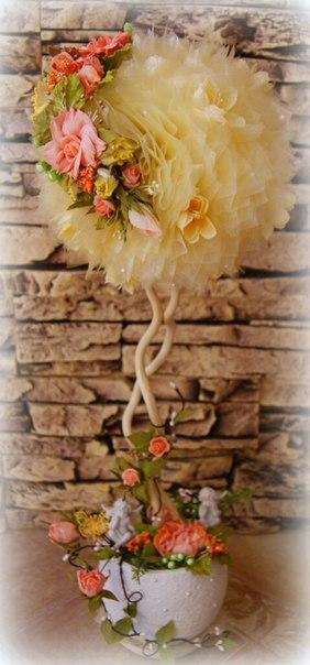 Топарий Нежный Ангел (2 фото) - картинка