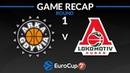 Highlights Arka Gdynia Lokomotiv Kuban Krasnodar