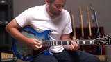 Ibanez AM93QM Artcore Expressionist Semi-Hollow CME Quick Riff Nathaniel Murphy