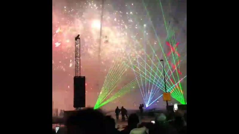 Новый год, Амстердам 2018
