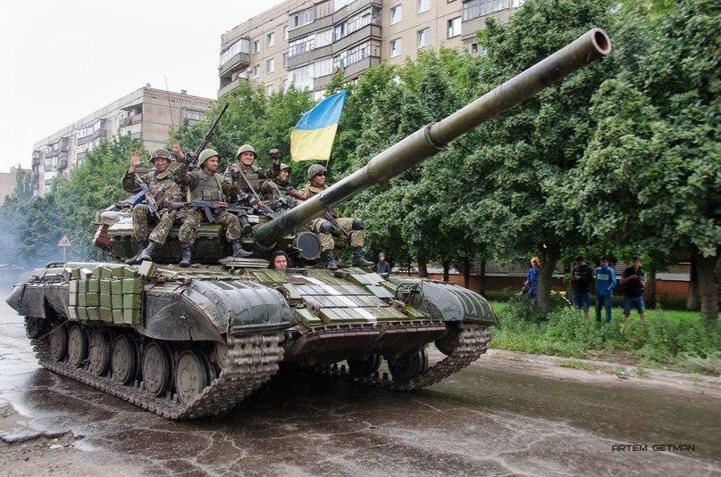 В день танкиста Полторак наградил военнослужащих 1-й и 17-й танковых бригад - Цензор.НЕТ 5156