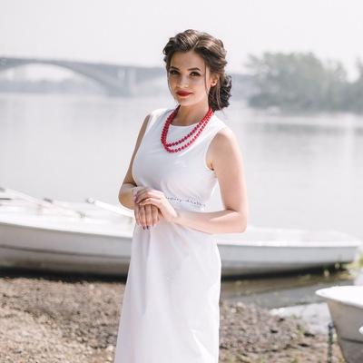 Анастасия Хамидулина