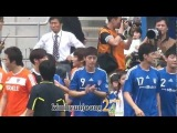 110702 김현중 직캠 - FC MEN 경기
