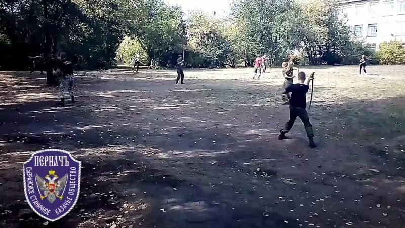 тренировка ПЕРНАЧЪ ССКО ВКВ