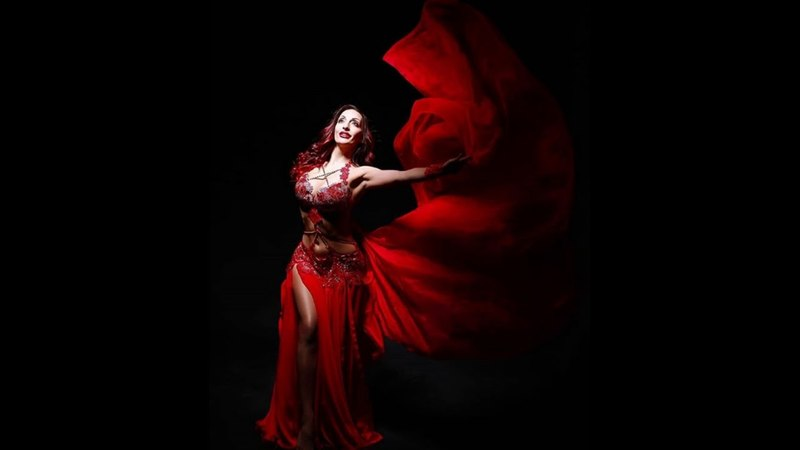 MEJANSE EL HOOR - BELLY DANCE MUSIC