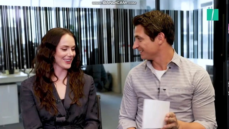 Tessa Virtue and Scott Moir figure out Canadian slang (HuffPost Canada)