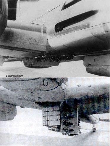 Штурмовая авиация Второй Мировой Войны. История развития, вооружение, тактика и анализ применения (часть 5)