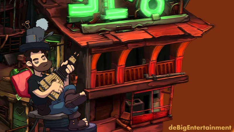 Deponia Chaos auf Deponia Goodbye Deponia - Hussa (Alle 16 Songs inkl. Lyrics) Spoiler!