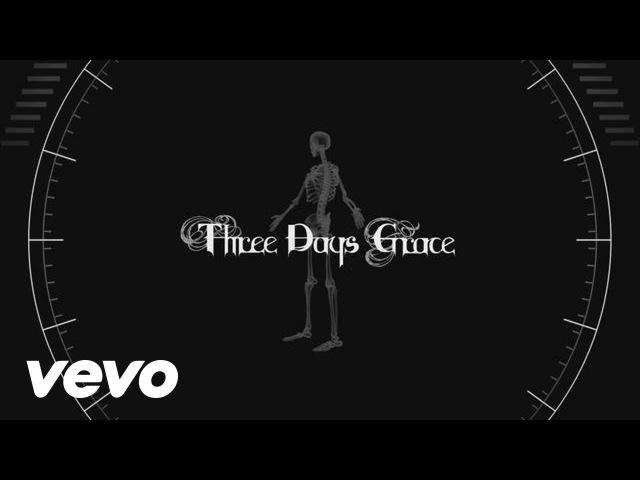 Three Days Grace - I Am Machine (Lyric)