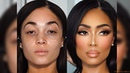 Best Makeup Transformations 9 ♡ | The Power of Makeup