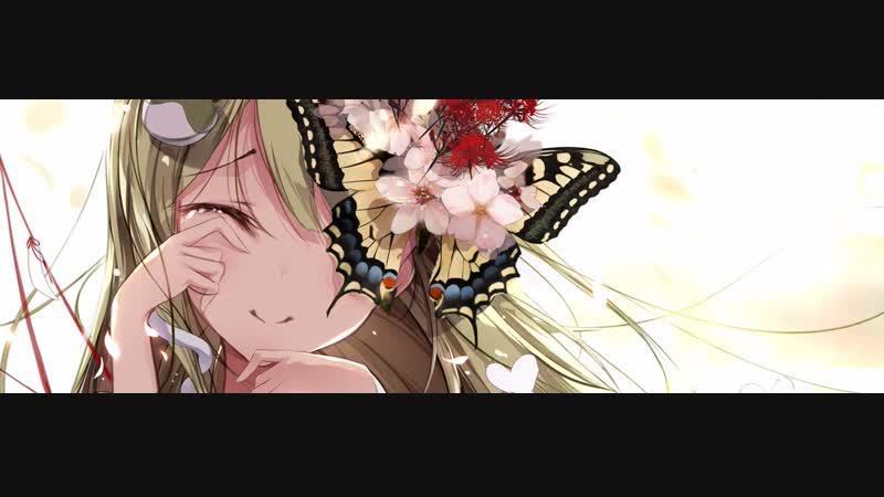 Osu! Aitsuki Nakuru - Monochrome Butterfly |220pp| (new record)