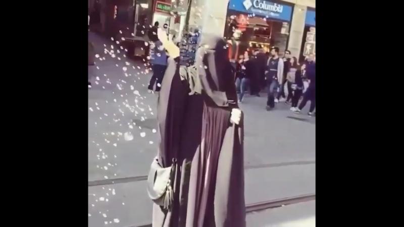 Как же прекрасен хиджаб 😍