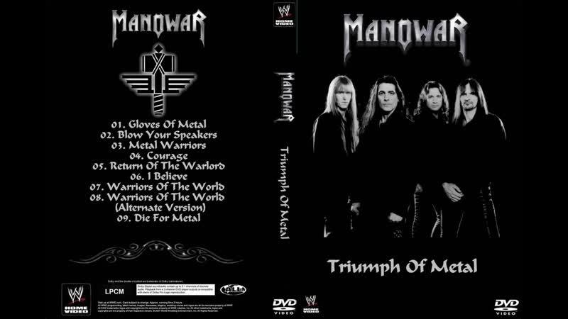 Manowar - Triumph Of Metal (Video Collection) [2017] Жанр: Heavy Metal .