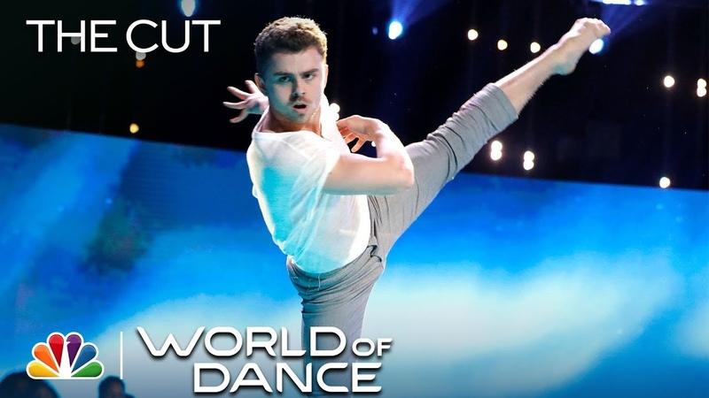 Michael Dameski: The Cut - World of Dance 2018 (Full Performance)