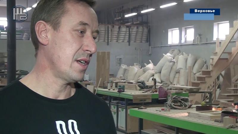 СП Верховье производство лестниц