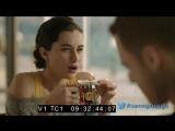 Hande Doğandemir ve Kerem Bürsin - Lipton Şans Öpücüğü Kamera Arkası 2